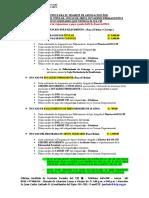 Requisitos Por Fallecimiento