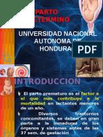 PARTO PREMATURO.pptx
