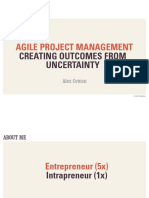 Agile and Project Management
