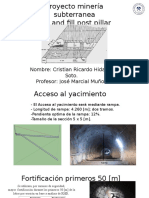 Presentacion Proyecto Subte