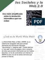 22 Lara, Jesús - Redes Sociales y La Web 2.0
