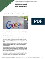 Como descobrir tudo que o Google sabe.pdf