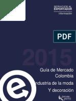 Estudio de Mercado Colombia 2015