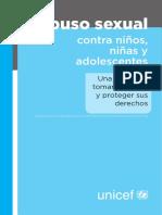 ARG UNICEF-AbusoSexual Contra NNyA