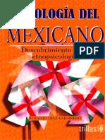 Psicologia Del Mexicano, Rogelio Diaz Guerrero