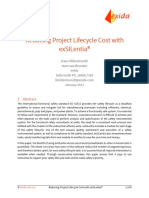 Whitepaper - Reducing Project Lifecycle Cost With ExSILentia