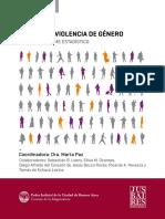 Causas de Violencia de Género