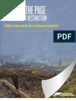 ON RAINFOREST DESTRUCTION