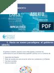 Gobierno Abierto U ANDES 21 Oct 1
