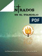 Cuadernillo Retiro Congregacional