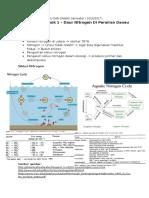 handout siklus nitrogen - ekosistem