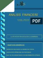 Analisis Financero en Power Point
