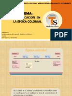 Bloque II Ammisaddai Ventura Educación en La Colonia