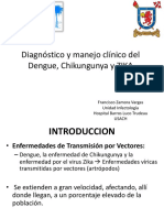 3. Diagnóstico y Manejo Clínico Del Dengue CHIK Zika. F. Zamora