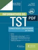 Informarivos TST Por Assunto Incompleto