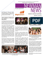 Newman News April 2017 Edition