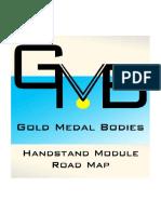 Handstand Road Map
