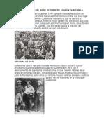 Revolucion Del 20 de Octubre de 1944