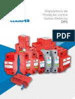 Catalogo Clamper - Dispositivos de Proteção Contra Surtos