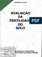 Avaliação da fertilidade do solo.pdf