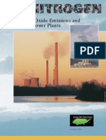 Nitrogen Oxide Emissions and Midwest Power Plants