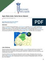 Belajar.indonesiamengajar.org-Agen Mata-mata Harta Karun Aljazair