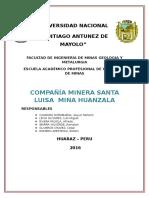 Mina Santa Luisa 22
