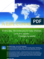 A Life Connected - How You Can Change the World
