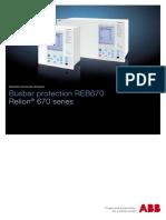 1MRK505206-SEN B en Busbar Protection REB670