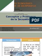 Conceptos y Problemas de La Tecnoética