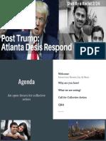 Atl Desis respond to Trump