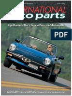 Alfa RomeoCatalog