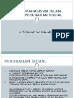 06 - Peran Mahasiswa Islam Dlm Perubahan Sosial