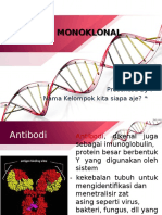 Presentasi AB Monoklonal