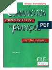 Communcation Progressive Intermediaire