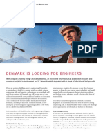 Denmark is Looking for Engineers