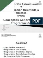 Unidad III - 3 - Programacion Estructurada y POO 2017