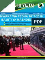 Jarida La Nchi Yetu Mwezi March