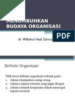 05 - Menumbuhkan Budaya Organisasi