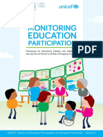 Monitoring Education Participation