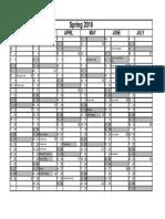 Academic Calendar Civil Engineering (1)
