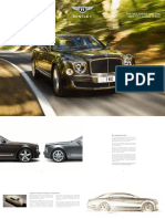 Bentley Int Mulsanne 2014