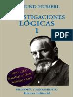 Investigaciones lógicas- Edmund Husserl 1.pdf