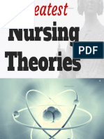 theories applied  in community health nursing