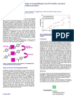 Acetaldehyde Determination of the Migration of Acetaldehyde