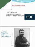 Viata si opera lui Cantacuzino 2.ppt