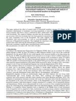 Micro determinants of international remittances