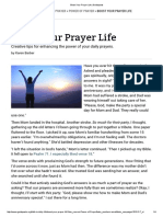 Boost Your Prayer Life _ Guideposts