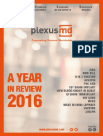 2016 - A Year in Review_PlexusMD