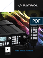 Codan Patrol 2110 Manpack Brochure Edit
